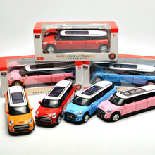 Buy Doub K 1pcs 1:32 Car Model Sound & Light Emulation Electric Pull Back alloy Car models new toys boys children free for $18.75 in AliExpress store