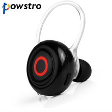 Wireless Mini Headphone Bluetooth 4.0 Ear Hook Hand free Earphone A2DP for iPhone Samsung Sony XIAOMI