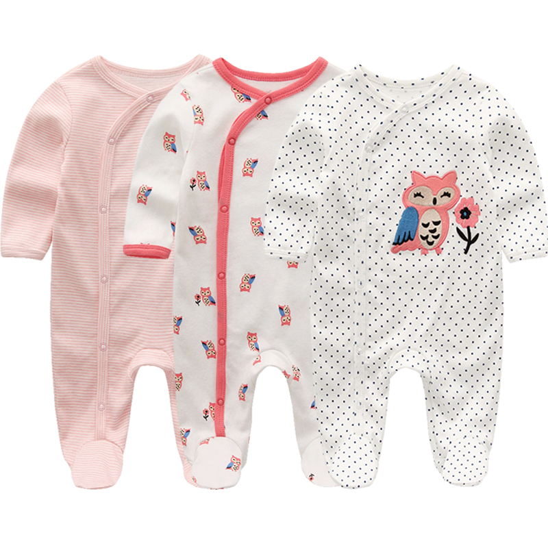 Full sleeves unisex baby girl romper baby winter clothes o-neck boy baby jumpsuit Roupas de bebe products title=