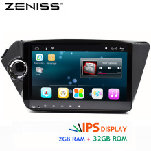 Free Shipping Full touch 9inch IPS LCD PANEL 2GB RAM 32GB ROM Car Android For KIA RIO K2 optional DAB,TPMS,DVR