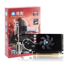 Original New Graphics Cards ATI Radeon HD6450 2GB DDR3 64BIT PCI-E GDDR3 64Bit Graphic Card For DeskPC Free shipping