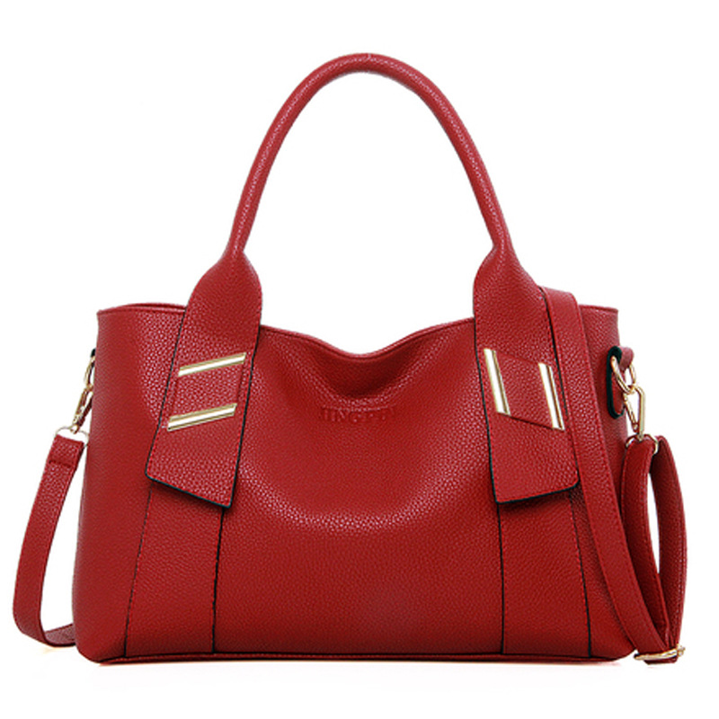 2017 Famous Designer Brand Bags Women Leather Handbags High Quality Shoulder Bags Sac A Main Femme De Marque Ladies Hand Bags<br><br>Aliexpress