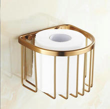Free Shipping Toilet Paper Holder,Roll Holder,Tissue Holder,Antique Aluminum Bathroom Accessories Products 6275