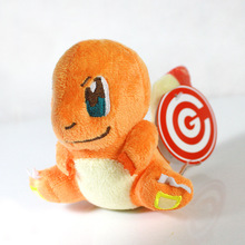 Manufacturers Selling Pocket Monster Small Dragon Plush Doll Animation Hot Toy