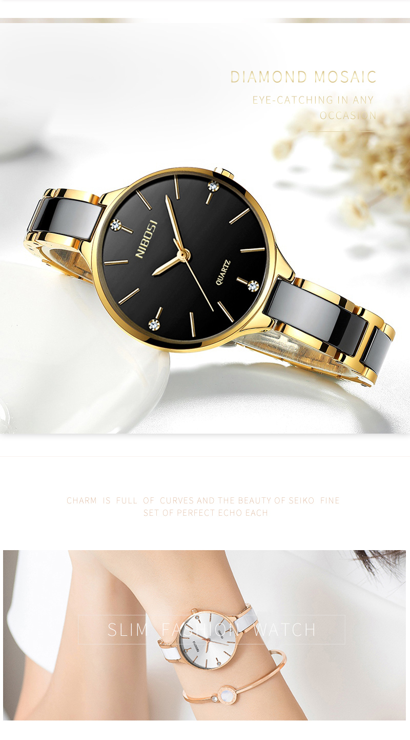 creative watches women watches top brand luxury women watches waterproof montre femme acier inoxydable montre femme fantaisie (10)