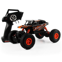 2017 new arrive WLToys 18428 - B Car 1:18 Climber Remote Control Car 2.4G 4WD Electric RC Buggy Off-Road RTR toys for children(China)