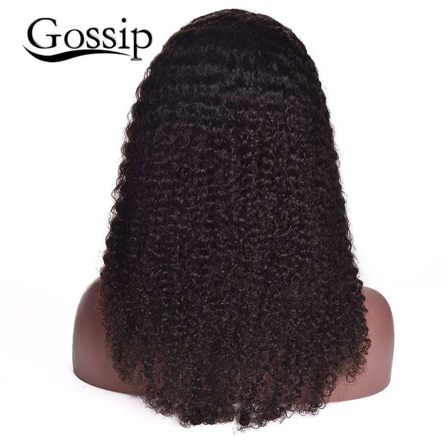 altMongolian Kinky Curly Lace Front Human Hair Wigs Afro Kinky Curly Hair Wigs For Black Women Kinky Curly Full Lace Human Hair Wig