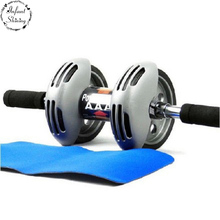 Rebound type abdominal wheel ABS wheel AB roller wheel and wheel fitness exercise equipment home abdominal training