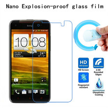 Soft Explosion-proof Nano Protection Film Foil for HTC X920E Butterfly Film Screen Protector Not Tempered Glass(China)