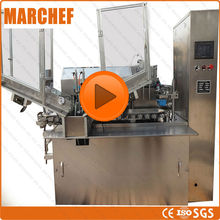 Plastic  CE ISO Automatic   tube filling sealing machine