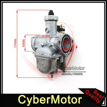 Mikuni Carb VM22 26mm Carburetor For 125cc 140cc Lifan YX Zongshen Engine Chinese Pit Dirt Bike XR50 CRF50 KLX SSR Motorcycle