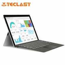 "Teclast X5 Pro Windows10 Intel Kaby Lake Dual Core 8GB+256GB SSD 12.2"" 1920x1200 USB 3.0 Type-C BT 2 in 1 Ultrabook Tablet PC"