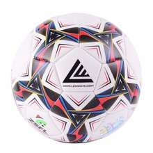 2017 New Size 3 Soccer Ball Child Love Plesant Goat and Big Big Wolf PVC Football For Kids(China)