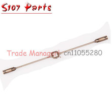 Free shipping Wholesale SYMA S107 Balance bar S107 for Syma S107 RC helicopter spare part s107 parts(China)