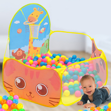 Foldable Children Kid Ocean Ball Pool  Indoor/Outdoor Play House Ball Pool Play Tent Toys For Children Gift