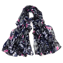 Promotion Women Scarf Spring and Summer Hot Sell Print Scarves Shawl Female Large Scarves Shawls Women Accessories RO1246(China)