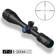 Discovery VT-Z 6-24X44 AOE Stretch locking Metal wire point line differentiation Shock proof,water proof,Fog proof Riflescope(China)