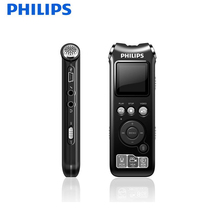 PHILIPS 100% Original Camera Digital Voice Recorder Pen Audio Recorder with Camera 2120hours Recording Color OLED Display(China)