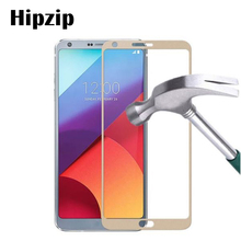 Buy Top 9H HD Full Coverage Tempered Glass LG K10 K8 K350N 2016 K4 2017 G6 G6+ Screen Protector Film Anti-Scratch Sklo for $1.50 in AliExpress store