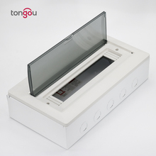 16 Ways Enclosure Metal Residence Surface Mounted Distribution Box Switchboard(China)