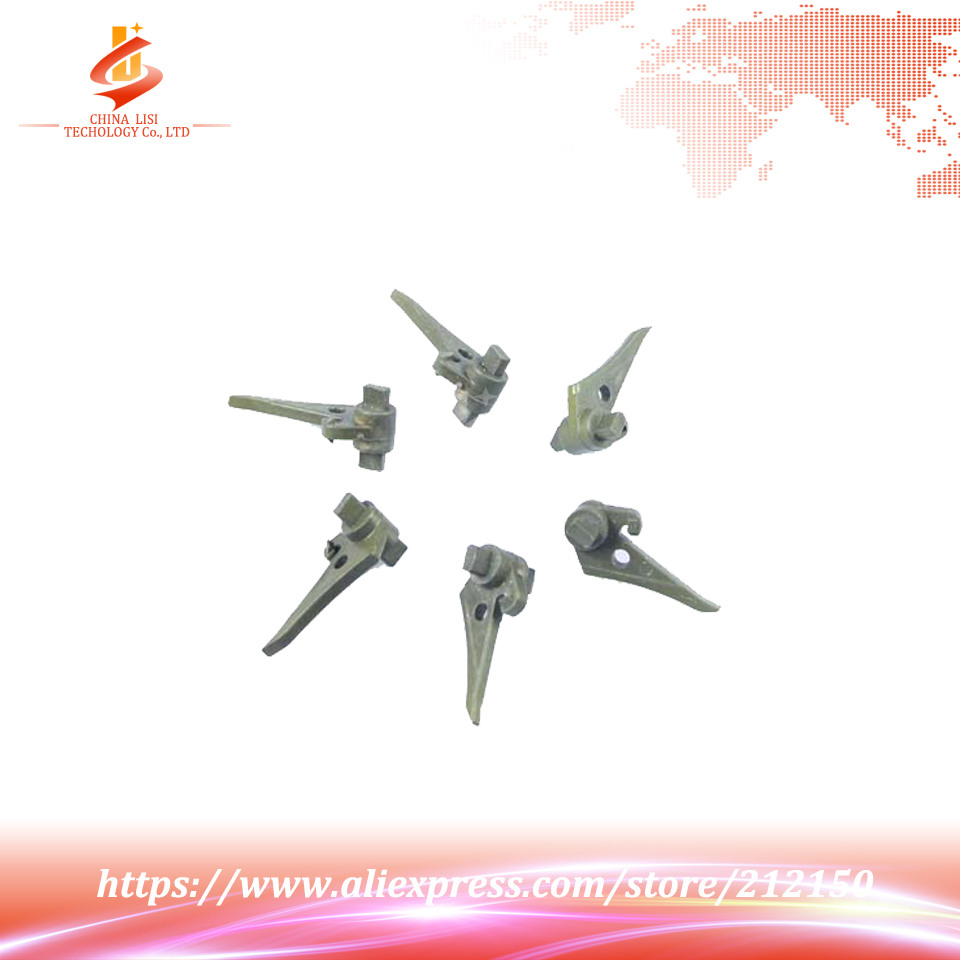 6Pcs/Set OEM New Compatible For Toshiba E-Studio 230 280 T 2320 232 282 233 283 Separation Claw Fuser Upper Roller<br><br>Aliexpress