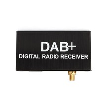 External DAB Add DAB + Digital Radio Box Receiver for our company Android car dvd Only fit Europe