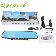 1080P 2.8 inch HD LCD Car Mirror Camera HD Vehicle DVR Cam Recorder Dashboard_KXL0522