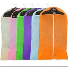 Dust thickened woven suits , coats dust bag , transparent clothing dust cover pouch cover clothes , wholesale(China)