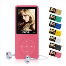 2017 Newest Original MAIDI M280 Built-in Speaker MP4 Player with 8GB storage 1.8 Inch Screen Can Play 80 Hours Free Shipping(China)
