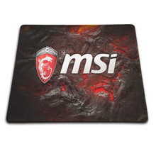 Durable Msi Mouse Pad Wholesale Big High-End Game Pad Mouse Notbook Computer Mouse Pad Padmouse Notebook Pc Players To Play Mat