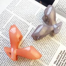 High Quality Hair Clips Accessories Hair Jaw Claw Perfect Gift Sweet Bow Hair Claw Clips Wholesale A027
