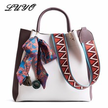 2017 Single Shoulder Package Straps Korean Bag Ladies Female Woman Package Leather Crossbody Vintage Designer Inspired Handbags(China)