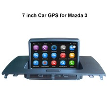 Android Car media player for Mazda 3 original car upgrade car Video keep original Radio(CD) all functions(China)