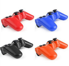 Free ship 11 Colors 2.4GHz Wireless Bluetooth Game Controller For PS3 Console For Sony PS3 SIXAXIS Joystick Gamepad Wholesale