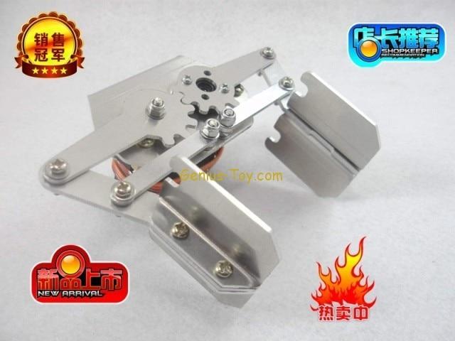 Metal robot manipulator gripper claw machine<br>