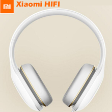 Original Xiaomi HIFI Music Headphones Easy Version Hi-Res Audio Stereo Headset with Mic 3.5mm Kids Smartphones Mp3 Mp4 Laptop PC(China)