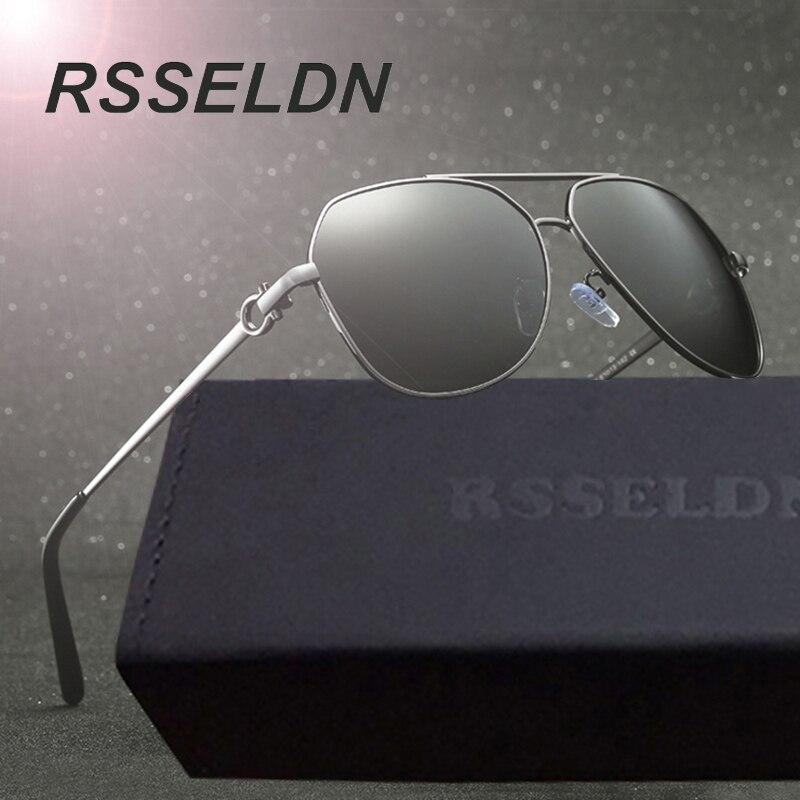 RSSELDN  Brand Polarized Sunglasses Men Male Female Sun Glasses Brand Design Fishing Driving Sunglasses  Classic Eyewear<br><br>Aliexpress