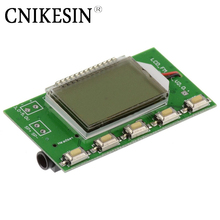 CNIKESIN Micro FM receiver module / power down memory / automatic selection of /FM campus broadcast radio head / circuit board(China)