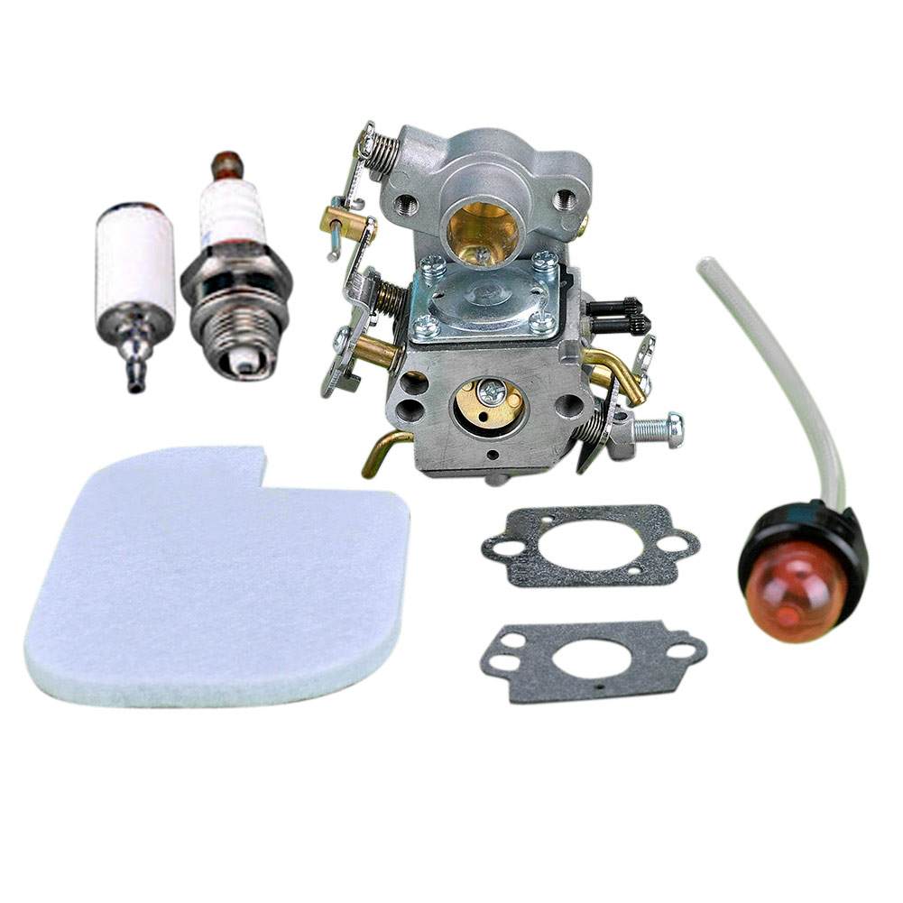 7Pcs Carburetor Carb Kit Set with Primer Bulb Filter For Craftsman Chainsaws C1M-W26C 545070601 P3314<br><br>Aliexpress