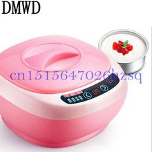 DMWD 15W Household Electric Multifunctional yogurt machine for Pickles/rice wine/Natto High capacity Microcomputer control(China)