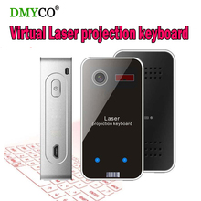Portable Virtual Laser keyboard and mouse for Ipad Iphone Tablet PC, Bluetooth Projection Projected Keyboard Wireless Speaker
