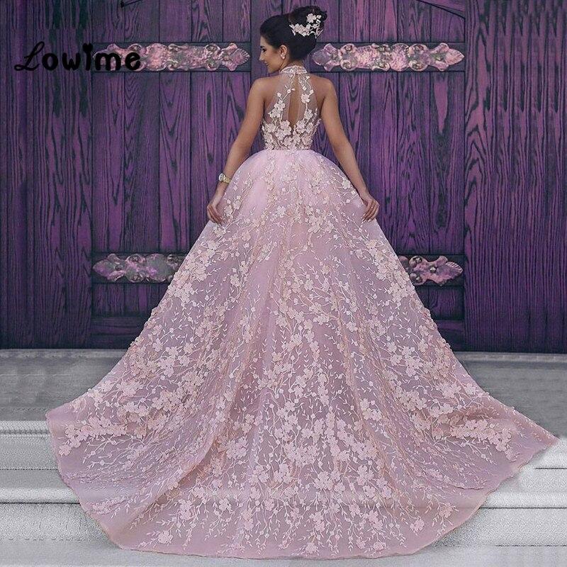 Moslim-Lange-Turks-Arabisch-Roze-Kant-Mermaid-Formele-Avondfeest-Prom-Gown-Dress-Engagement-Toga-Jurken-Abendkleider (1)_