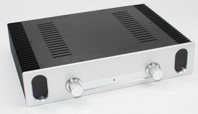 YJ WA95 Class A aluminum amplifier enclosure tube amplifier chassis DAC chassis aluminium enclosure preamplifier chassis <br><br>Aliexpress
