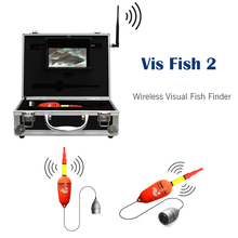 1.2GHz Wireless Receiving 30m Long Distance Underwater Fish Finder Camera System Underwater Video Fishing Camera DVR Monitor(China)