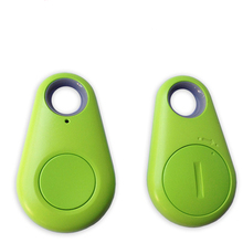 High Quality Mini anti-lost smart bluetooth tracker Child Bag Wallet Key Finder GPS Locator Alarm(China)