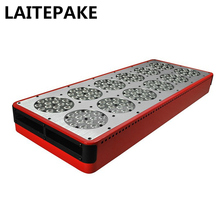 LAITEPAKE Apollo 12 900W LED Grow Light kit Full Spectrum With  Lens Plants Grow Faster Flower Bigger  High Yield Hot style