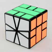Yongjun Guanlong SQ1 Square-1 Square One 3x3x3 Speed Magic Cube Puzzle Game Cubes Educational Toys for Kids Children