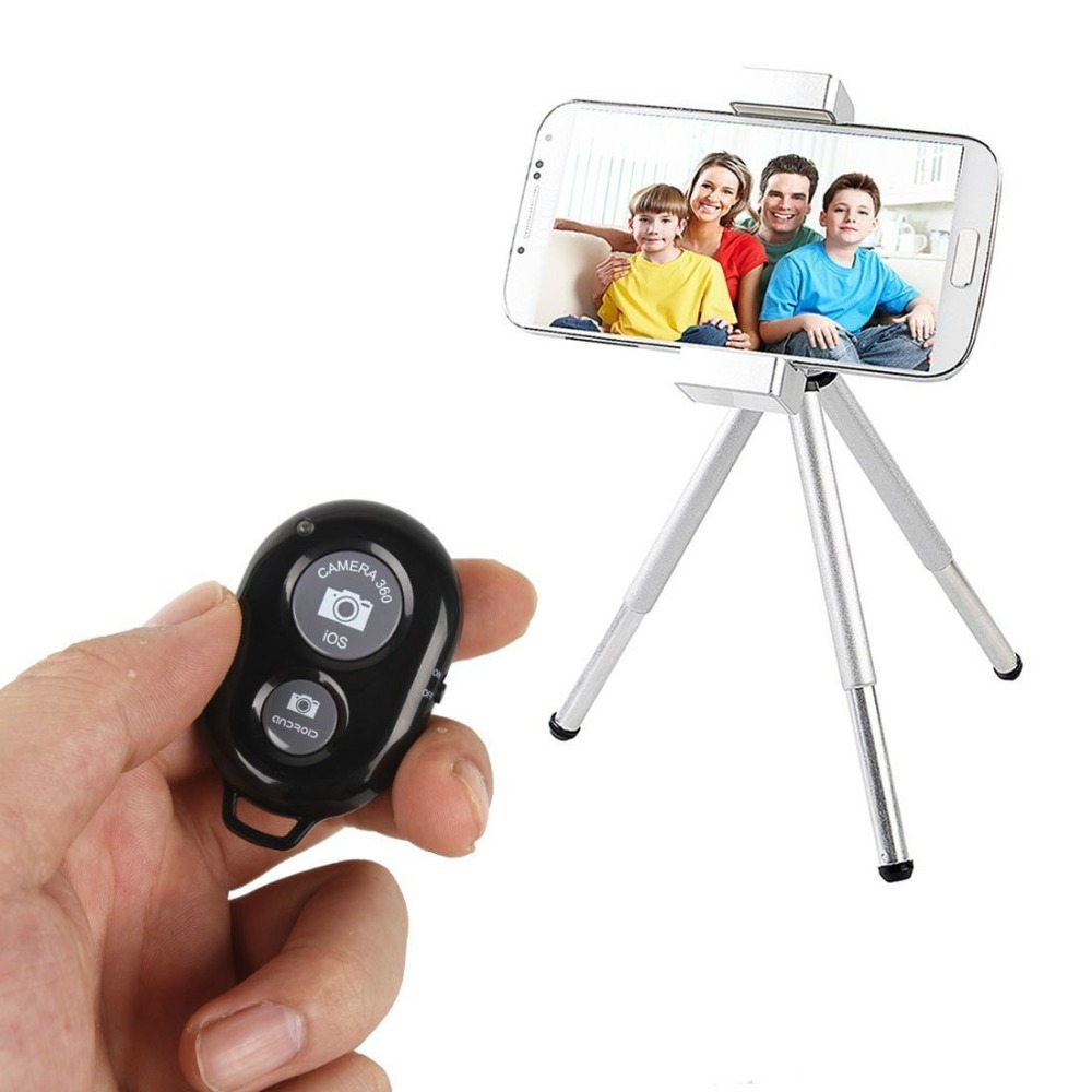 Shutter Release button for selfie accessory camera controller adapter photo control bluetooth remote button for selfie           (6)