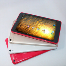 Sale!7 inch Glavey MTK8382 Quad core 1280*800 Android 4.4 SIM 3G phone call Tablet PC 16GB ROM 1GB RAM Bluetooth WiFi Phablet