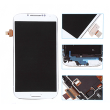 white black blue lcd display touch screen digitizer+frame full assembly replacement parts with tools for samsung galaxy s4 i9505
